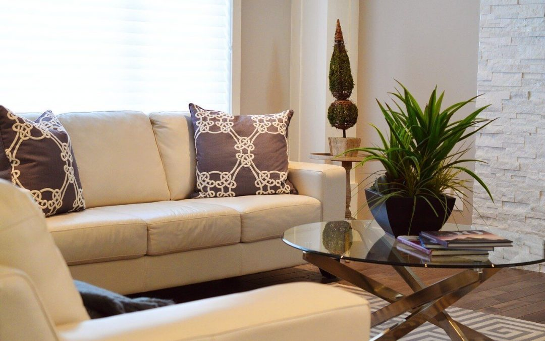 sell your house by staging the interior